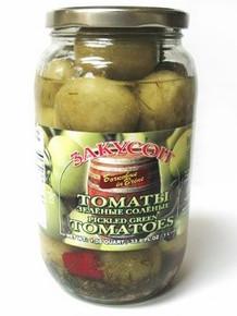 Закусон Green Tomatoes (1L)