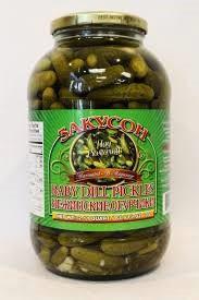 Закусон Baby Dill Pickles (2L)
