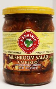 "Kedainiu Mushroom Salad ""Gatherers"" (480g)"