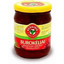 Kedainiu Canned Red Beetroots in Apple Juice (480g)