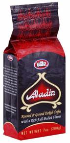 Elite Aladin, Roasted & Ground Turkish Coffee (7 Oz.)