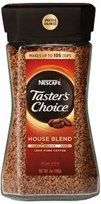 Nescafe Taster's Choice House Blend Light Roast (7 oz)