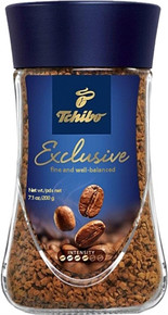 Tchibo Exclusive Instant Coffee (7oz)