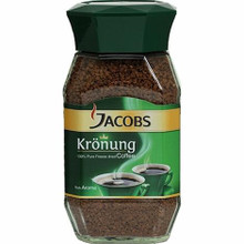 Jacobs Kronung Instant Coffee (100g)