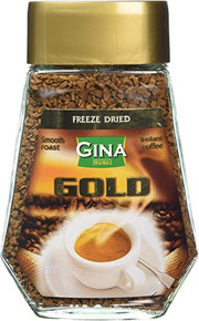 Gina Gold Instant Coffee (100 g)