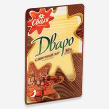 Svalia Dvaro Hard Cheese, Sliced (150g)