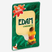 Svalia Edam Hard Cheese, Sliced (150g)
