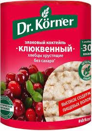 """Dr. Korner Crispbread """"Cranberry"""" (100g)"""