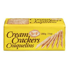 Crackers Cream  Craquelins (200g)