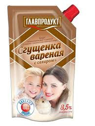 Glavproduct, Sweetened Condensed Milk (270g)