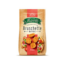 Bruschette Chips Tomato, Olives & Oregano (70g)