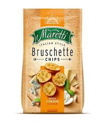 Bruschette Chips Mixed Cheese (70g)