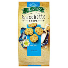 Bruschette Chips Sicilian Sea Salt (70g)