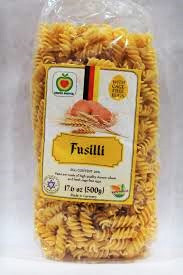Health Master, Fusilli Noodles (500g)