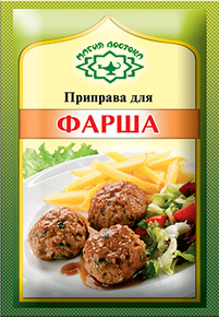 Магия востока, Seasoning for minced Meat (15g)