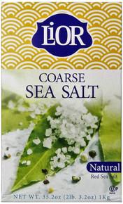 Salt.Lior, Coarse Sea Salt (1 Kg)