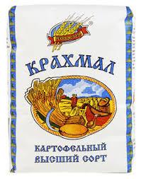 Potato Starch.Русское Поле  (500g)