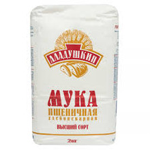 Аладушкин Baking Wheat Flour (2 Kg)