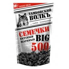 Tambov Wolf, Sunflower Seeds Roasted Big 500 (500g)