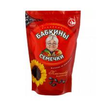 Бабкины семечки, Sunflower Seeds Roasted (300g)