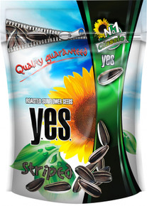 YES, Sunflower Roasted Seeds (300g)