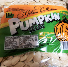 Golden Collection, Pumpkin Seeds (300g)