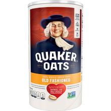 Quaker Oats, Old Fashioned (2 Lb)