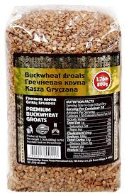 Grante Foods International LLC, Roasted Buckwheat Groats (800g)
