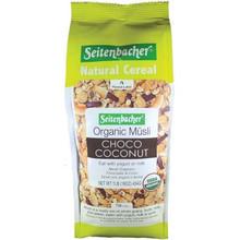 Seitenbacher, Muesli Organic Choco Coconut Breakfast (454g)
