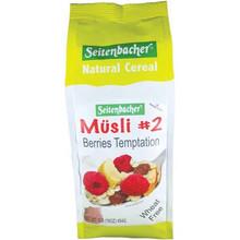 Seitenbacher, Muesli Berries Temptation (454g)