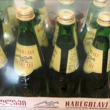 Nabeghlavi, Sparkling Water (0,5 L/ 12 bottles)