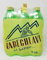 Nabeghlavi, Sparkling Water (1 L/ 6 bottles)