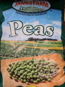 James Farm, Peas (1.13 Kg)