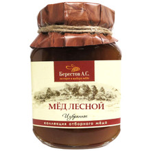 Berestov, Premium Forest Flowers Honey (500g)