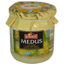 Vinnis, Linden Honey (500g)