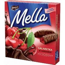Goplana, Mella Cherry Chocolate Jellies (190g)