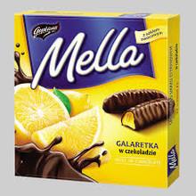 Goplana, Mella Lemon Chocolate Jellies (190g)