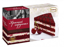 Akkond, Cherry and Сream Сake (300g)