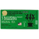 3 Ballerina, Herbal Decaf Green Tea (100g)