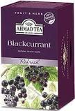 Ahmad, Blackcurrant Black Tea (20 Tea Bags)