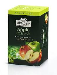 Ahmad, Apple Refresh Black Tea (20 Tea Bags)