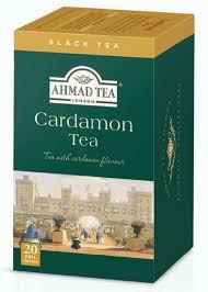 Ahmad, Cardamom Black Tea (20 Tea Bags)