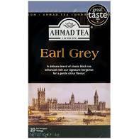 Ahmad, Earl Grey Black Tea (20 Tea Bags)