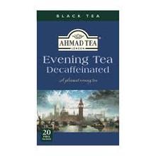 Ahmad, Evening Decaffeinated Black Tea (20 Tea Bags)