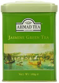 Ahmad, Green Tea (100g in metal jar)