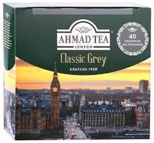 Ahmad, Classic Grey Black Tea (40 Tea bags)