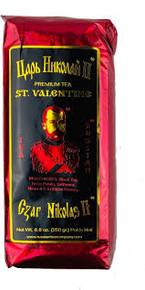 Czar Nikolas II, Premium Red St. Valentine Russian Tea (250g)