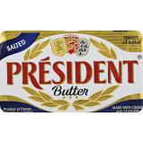 President, Salted Butter (198g)