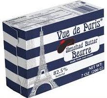 French Style Paris Unsalted Butter (200g)