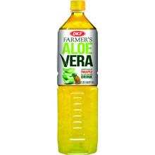Okf Farmer's, Aloe Vera Pineapple Drink Sugar Free (1,5 L)